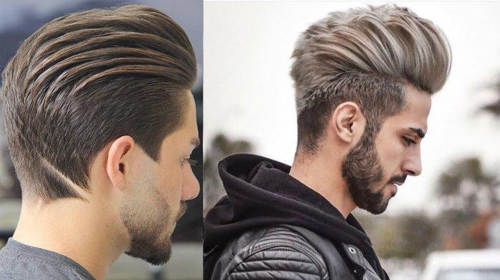 Model Gaya Rambut Pria Keren Carabuat My Id