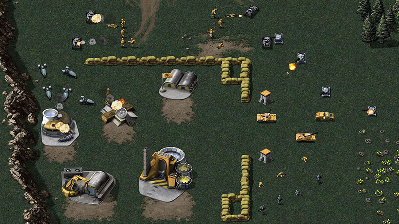 Command-Conquer-Remastered